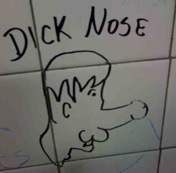 Austin, TX - Emo's - Dick Nose