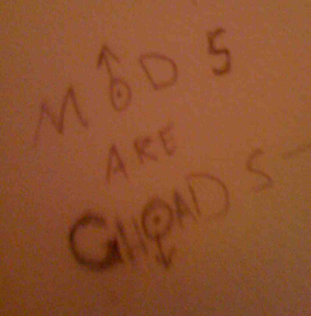 SF - Kezar Bar & Grill - Mods are choads