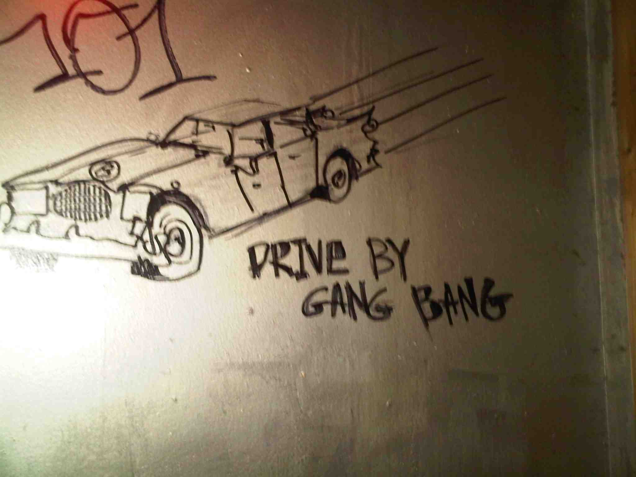 NYC - nublu - Drive By Gang Bang 1-6-10