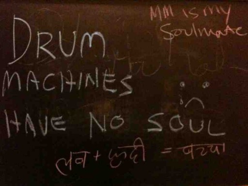 SF - Finnegans Wake - Drum Machines Have No Soul