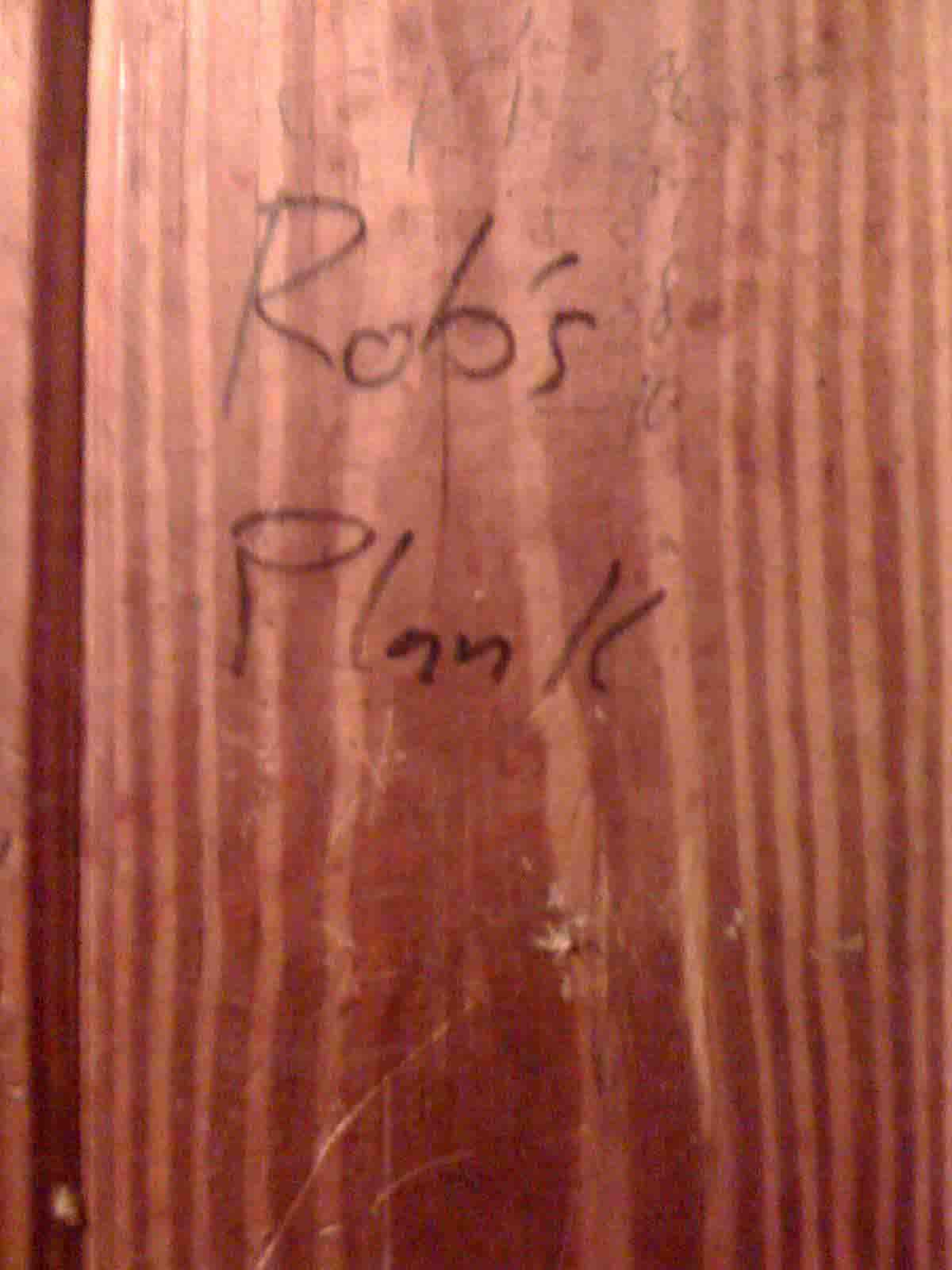 Neptune Beach, FL - Pete's Bar - Rob's Plank